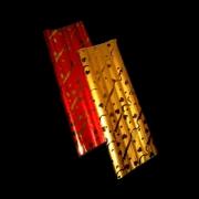 Плёнка металлизированная для декора и украшения цветов