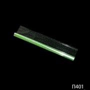 Цветочная пленка с рисунком зелёный