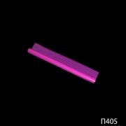 Пленка для цветов с печатью розового цвета