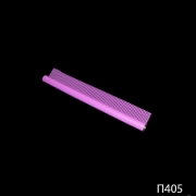 Пленка для цветов с печатью пурпурного цвета