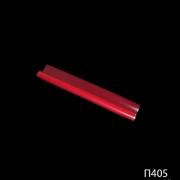 Пленка для цветов с печатью красного цвета