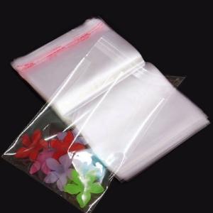 Полипропиленовые пакеты с клапаном и липкой леной